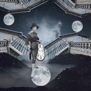 Artista Sara Vattano collage