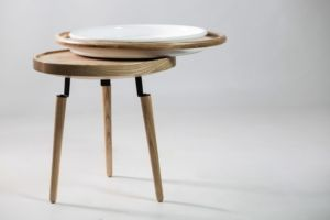 Tavolino Conca design di Luca Maci